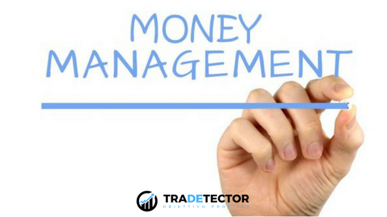 tradetector - money management
